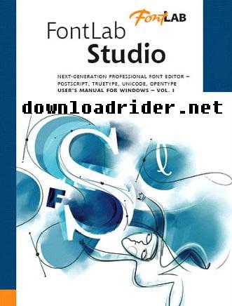 FontLab Studio Serial Key 7.2.0 & Crack Download